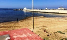 Divieto di balneazione su 2 aree del litorale