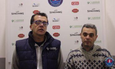 Pielle: coach Da Prato confermato alla guida della serie C Gold