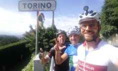 Livorno-Torino: impresa di 383km compiuta da tre ciclisti livornesi