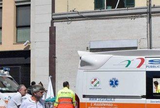 Esplosione via del Seminario: deceduta donna ustionata