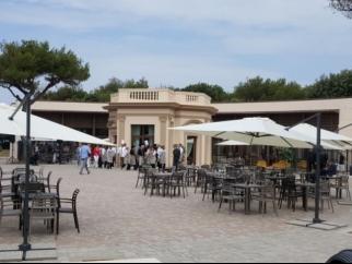 Inaugurato lo Chalet della Rotonda di Ardenza