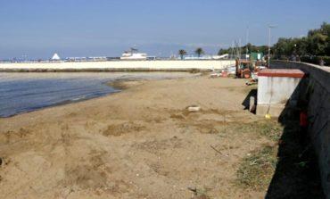 Divieto balneazione alla spiaggia del Felciaio