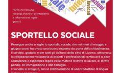 Riparte lo sportello sociale di Buongiorno Livorno