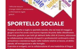 Sportello Sociale BL, le consulenze per telefono o per mail
