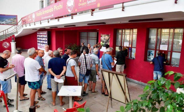 A.S. Livorno: raggiunta quota mille abbonamenti
