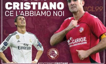 """Lucarelli è il nuovo allenatore del Livorno. """"Il vero Cristiano ce l'abbiamo noi"""""""