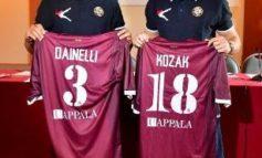 Dainelli e Kozak: Livorno la piazza giusta per noi
