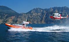 Mare sicuro anche per Ferragosto, 300 uomini a lavoro in mare