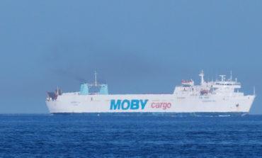 Moby trasferisce a Livorno la linea Piombino - Olbia