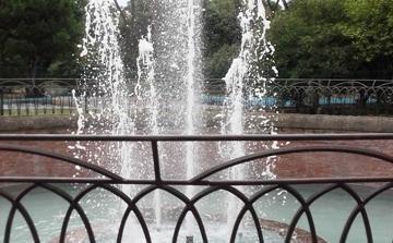 Torna a funzionare la Fontana dell'Orso