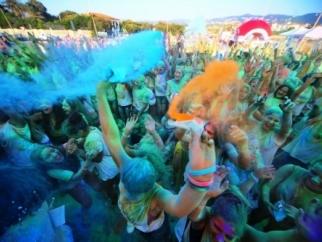 Color Vibe Torna A Livorno Livorno 24