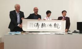 La Tongji University di Shanghai dona alla città due importanti opere