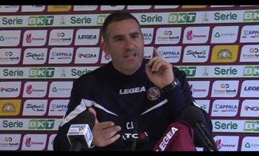 """Lucarelli: """"Contro lo Spezia squadra camaleontica"""" (Video)"""