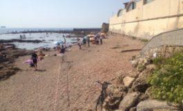 Docce pubbliche nelle spiaggette libere, un servizio molto gradito dai cittadini