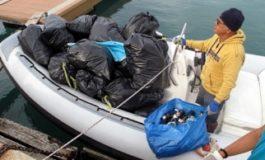 I volontari ripuliscono le spiagge, rimosse 16,8 tonnellate di rifiuti