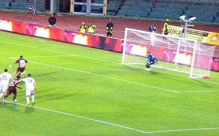 Livorno Perugia 2-3 Crollo nella ripresa