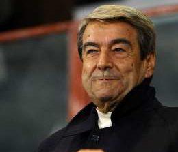 """Spinelli elogia Ceccherini e annuncia: """"Se torno in A lo riporto a Livorno"""""""