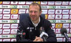 """Breda: """"Siamo stati in partita, ma troppo timorosi"""""""