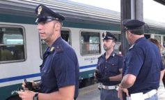 Ruba 150 euro in treno: arrestata 21enne livornese