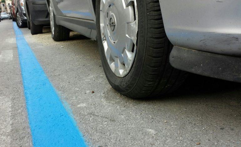 Viale Italia parcheggi gratis per i residenti