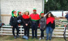 Apertura del Villaggio di Natale a Villa Mimbelli