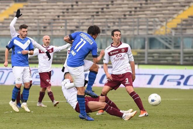Brescia Livorno 2-0 Notte Fonda
