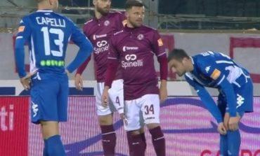 Livorno Padova 1-1 Pareggio con le Unghie