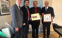 Vent'anni di Spinelli al timone del Livorno
