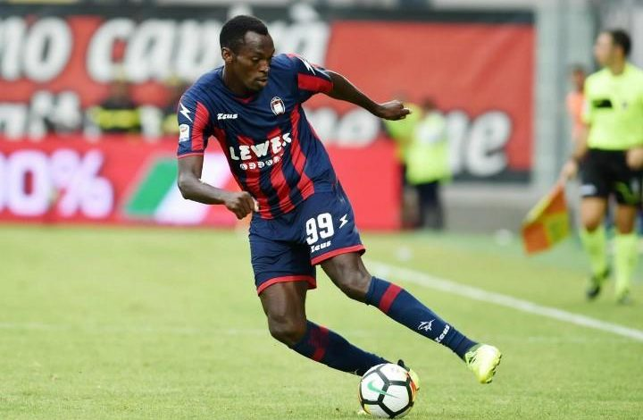 Crotone Livorno 1-1  Pari in Calabria