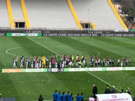 Ascoli Livorno 1-1 Una Squadra Quadrata