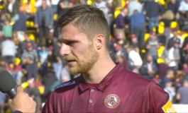 Livorno Salernitana 1-0 Vittoria della Volontà