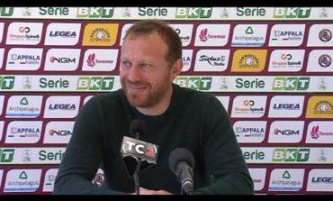 """Breda: """"Ascoli campo difficile, ci aspetta una gara tosta"""" VIDEO"""