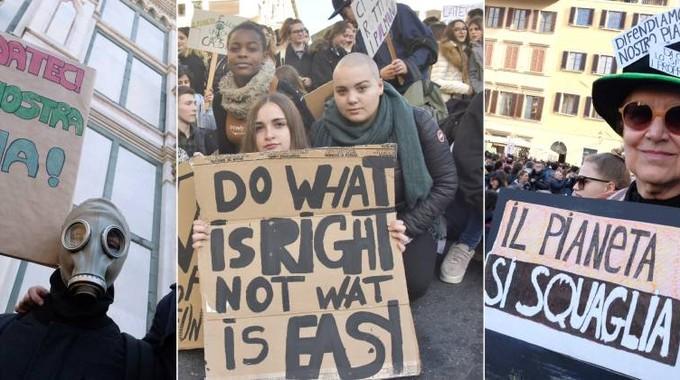 Sciopero mondiale per il clima, manifestazioni in tutta la Toscana