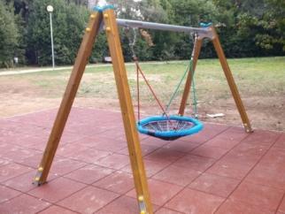 Quattro parchi giochi diventano inclusivi