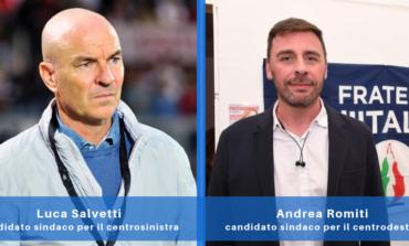 Elezioni sindaco, è ballottaggio tra Salvetti e Romiti