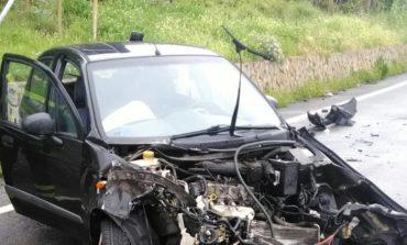Incidente sul Romito, due donne in ospedale