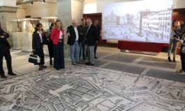 Il ministro Bonisoli in città: finanziato il prossimo Premio Modigliani