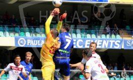 "Verona Livorno 2-3 Colpo ""Grosso"" all'Arena"