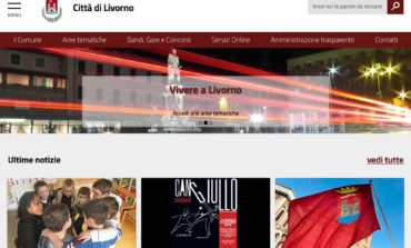 Cambia look il sito della città di Livorno