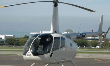 Gorgona, precipita elicottero: due morti