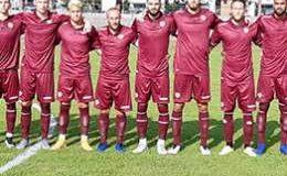 Gubbio, il Livorno di misura sul Carpi (2-1) in amichevole