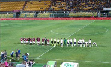 Buona prova degli amaranto contro la Fiorentina: 0-1