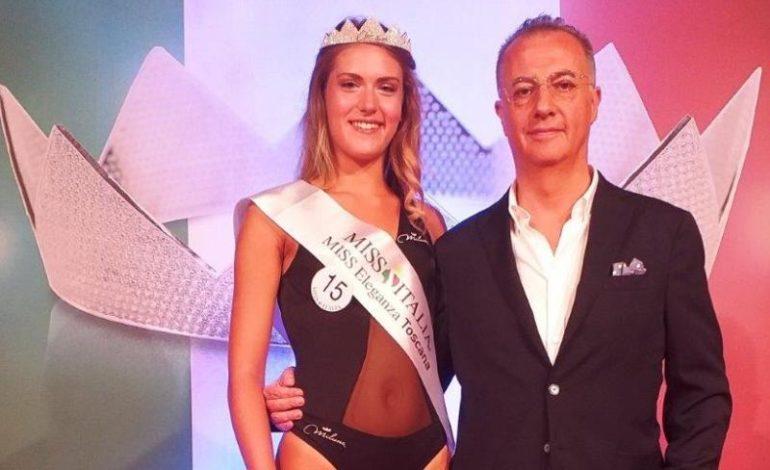 La livornese Asia Pantosti è Miss Eleganza Toscana 2019