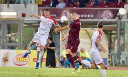 Livorno-Carpi  0-1: amaranto fuori dalla Coppa Italia