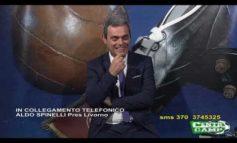 Livorno calcio: se ne parla in tv (domenica ore 21)