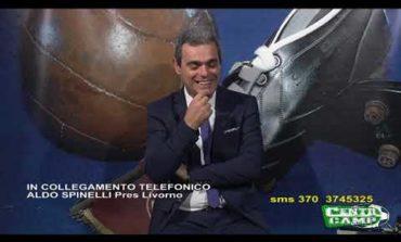 """Spinelli in tv: """"Pronto a cedere la società"""""""