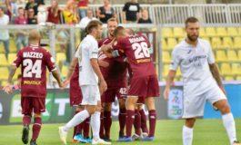 Livorno Pordenone 2-1 Una bella boccata d'aria