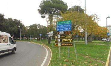 Piazza Dante: derattizzata l'area verde