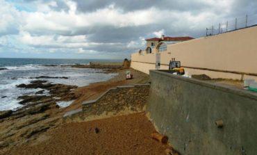Pulizia alle spiagge dell'Accademia e del moletto di S. Jacopo