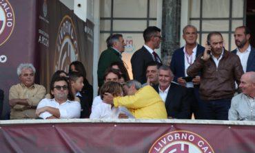 Livorno, quell'abbraccio che proietta nel futuro              - di Sandro Lulli -